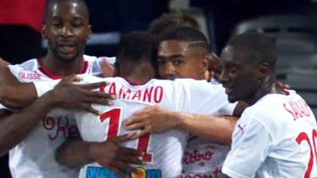 Francês: Gol de Toulouse 0 x 1 Bordeaux