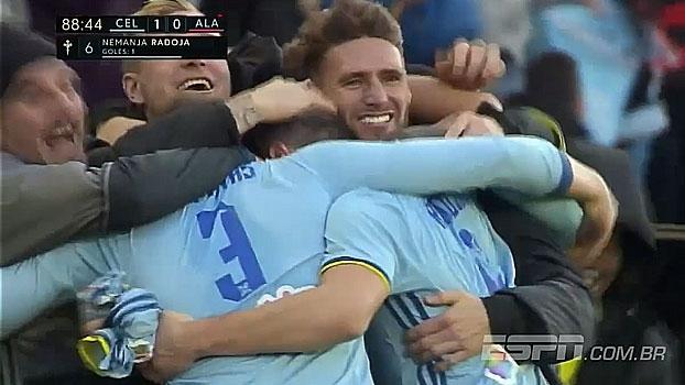 Celta de Vigo vence Alavés em casa e conquista segunda vitória seguida