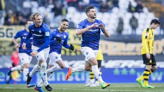 Bundesliga: Melhores momentos de Darmstadt 2 x 1 Borussia Dortmund