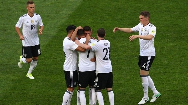 Copa das Confederações: Melhores momentos de Alemanha 3 x 1 Camarões