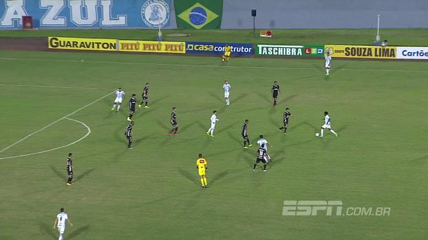 Assista ao gol da vitória do Londrina sobre o Figueirense por 1 a 0!