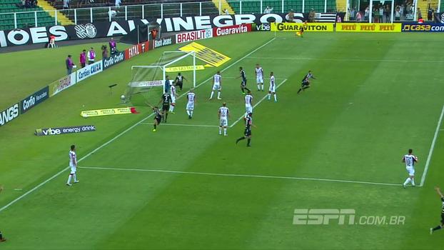 Veja os gols de Figueirense 2 x 0 Brasil de Pelotas