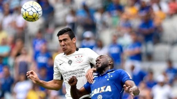Brasileiro: Gols de Cruzeiro 3 x 2 Corinthians