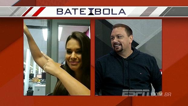 Desafiou! Fernanda Maia manda decreto para Alê: 'Me chama de Libertadores que vou te conquistar'