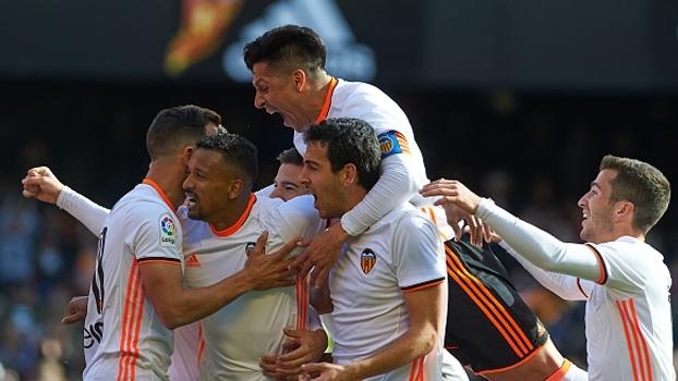 LaLiga: Gol de Espanyol 0 x 1 Valencia