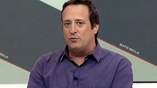 Gian analisa expulsão de Gabriel e cita simulação como exemplo de ato inaceitável no futebol