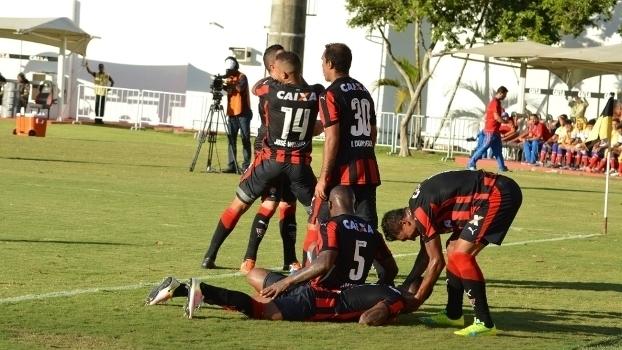 Brasileiro: Gols de Vitória 3 x 2 Corinthians