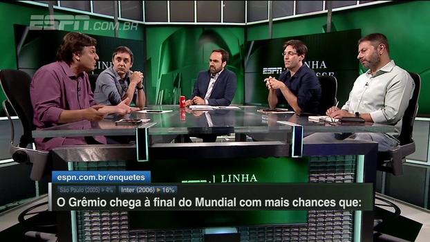Mauro minimiza importância do 'político' Mundial de Clubes: 'Se o Grêmio não for campeão, que se dane!'