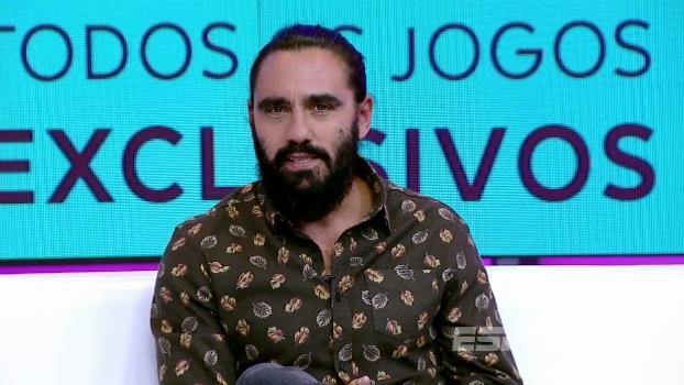 Sorin, sobre Tite na Arena Corinthians: 'Se não comemorasse o gol, não seria ele'
