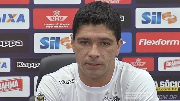Renato vê Santos 'brigando em todas as competições' e com o vestiário como ponto forte da equipe