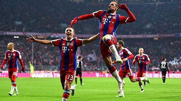 Resultado de imagem para Bayern de Munique x Bayer Leverkusen