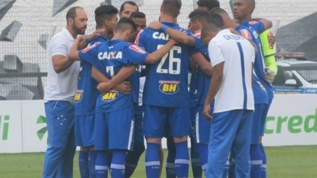 Copa São Paulo: Gols de Cruzeiro 2 x 0 União Mogi