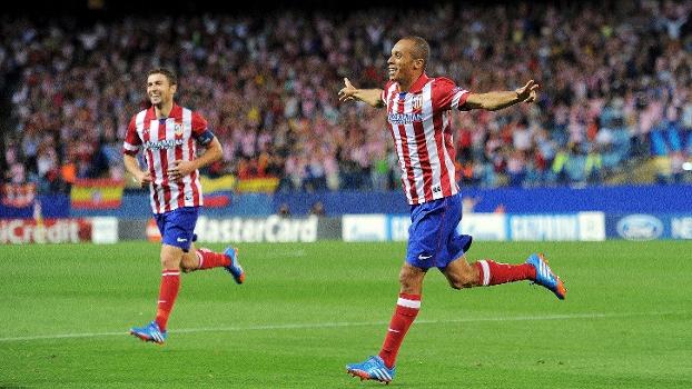 Champions League: Atlético de Madri 3 x 1 Zenit