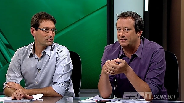 Gian analisa formação do Palmeiras contra a Chape: 'Vai ser um jogo diferente'