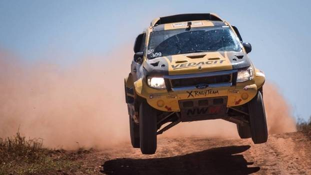 Assista ao resumo da 5ª etapa do Rally dos Sertões 2015