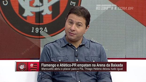 Marra vê Cuéllar esquecido no Flamengo e projeta: 'Se vier uma proposta é normal que saia'