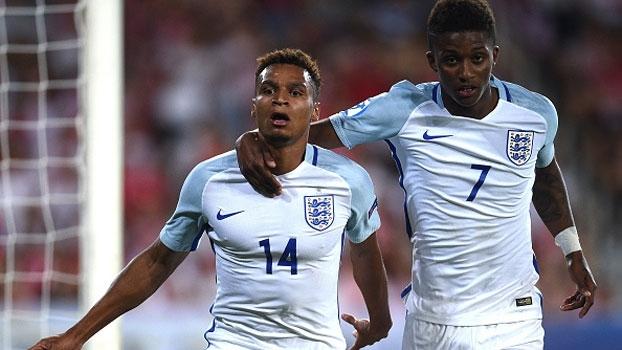 Pela Euro sub-21, Inglaterra vence Polônia e se isola no topo do grupo