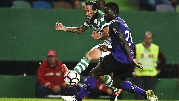 Português: Melhores momentos de Sporting 1 x 1 Tondela
