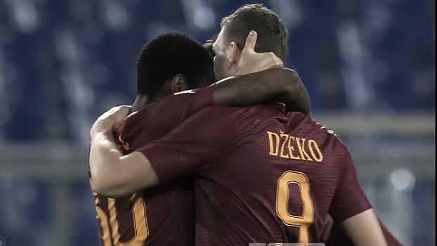 Assista Roma x Cagliari neste domingo, às 17:35, na ESPN Brasil e WatchESPN