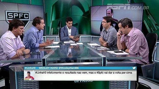 Juca: 'Qualquer coisa que passe pela ideia de não manter Rogério até o final do ano é inadmissível'
