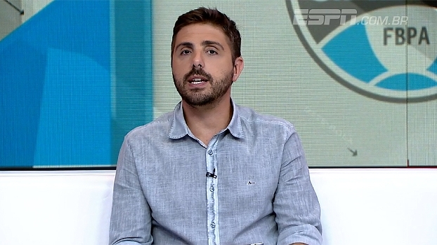 Nicola: no Grêmio, Lucas Lima está praticamente descartado e há negociação por Fabián Noguera