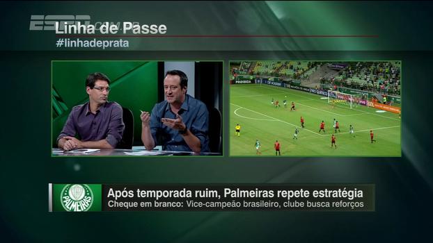 Gian Oddi: 'O Palmeiras fez um Campeonato Brasileiro fraco para a sua capacidade'