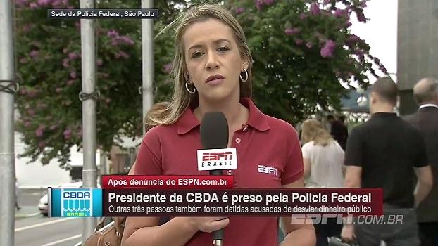 Operação CBDA: Gabriela Moreira traz as informações direto da polícia federal