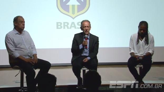 CBF instaura comitê de reformas do futebol brasileiro com atletas e dirigentes