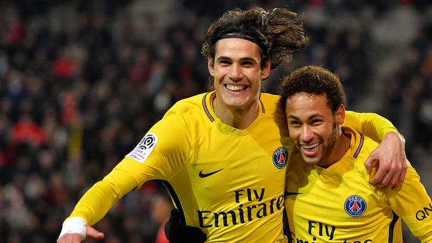 Veja os gols da vitória do PSG sobre o Rennes por 4 a 1