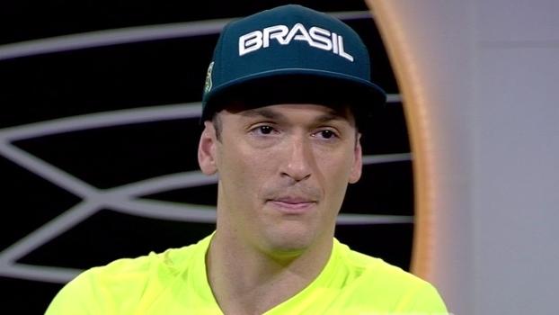 Diego Hypolito conta como Ronaldo mudou vida de sua família e relembra: 'A gente não tinha o que comer'