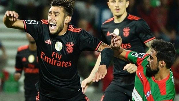 Português: Melhores momentos de Marítimo 2 x 1 Benfica