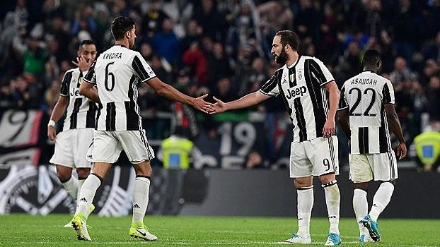 Assista aos gols do empate entre Juventus e Torino por 1 a 1!