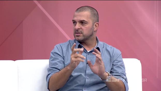 Zé Elias diz o que acha do teste de CK e sugere contratos de produtividade aos jogadores