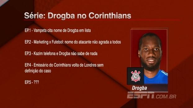 Série 'Drogba no Corinthians': qual será o próximo episódio?