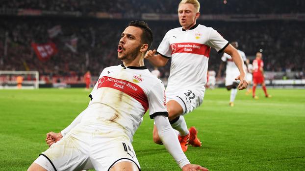 Confira os melhores momentos de Stuttgart 2 x 1 Colônia