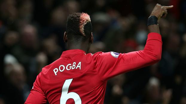 Assistência, gol e dancinha na comemoração: veja como Pogba comandou a virada do United