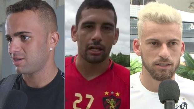 Luan, Diego Souza, Lucas Lima e mais: jogadores comemoram convocação e agradecem oportunidade
