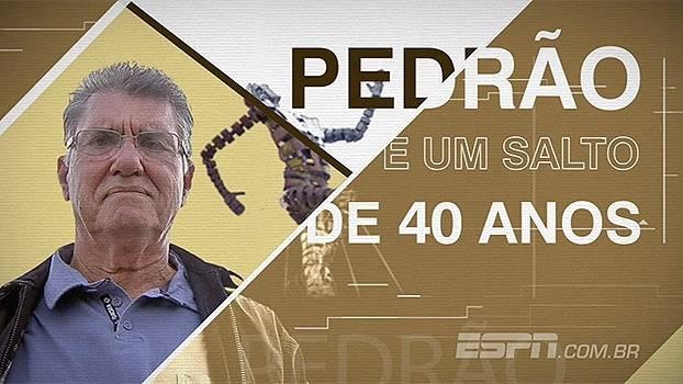 Monstro de técnicas do atletismo, treinador de João do Pulo relembra o lendário salto de 40 anos atrás