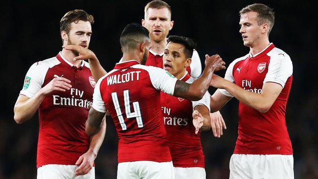 Arsenal vence Doncaster Rovers e vai às oitavas da Copa da Liga Inglesa