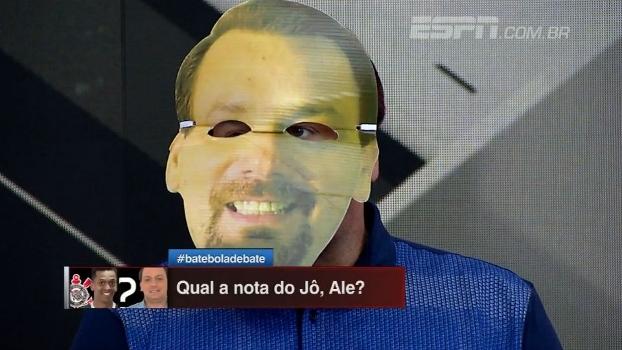 Qual nota Alê Oliveira dá para Jô e Romero no Dérbi? Confira!
