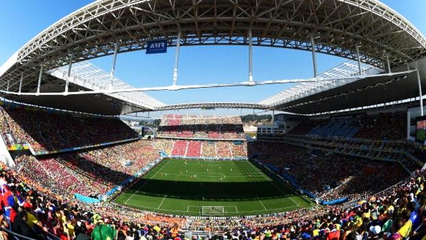 Andrés afirma que não valeu a pena ter a Arena Corinthians como sede na Copa do Mundo e diz que Prefeitura não cumpriu acordos