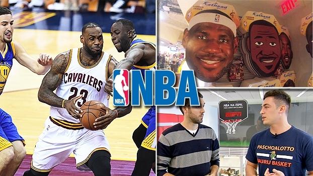 Desempenho de LeBron nas finais ofusca maior astro da NBA