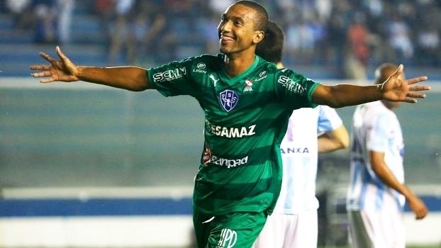 Veja gols de cabeça de Gualberto pelo Paysandu