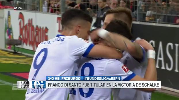 Schalke 04 afunda o Freiburg e chega ao 4º lugar da Bundesliga