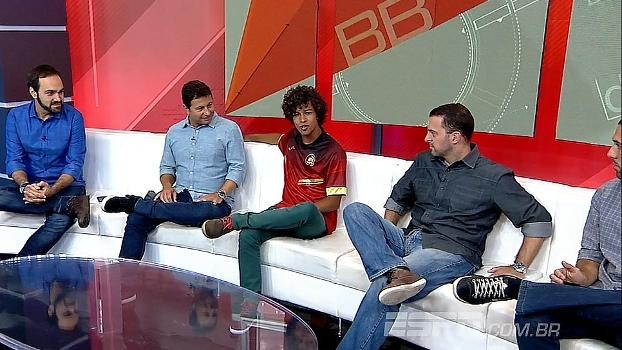 Luan Brum conta preparação para personagem na série 'Onze', e inspiração em David Luiz e Lúcio