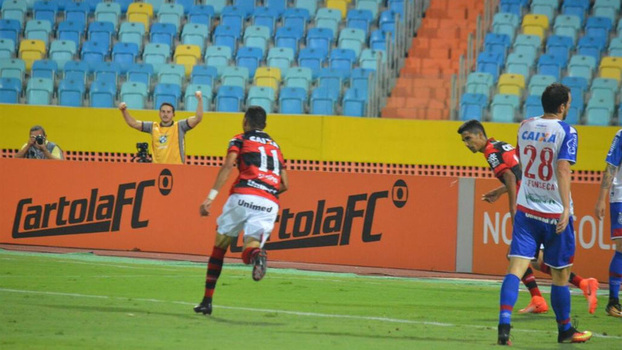 Brasileiro: Gols d Atlético-GO 1 x 1 Bahia