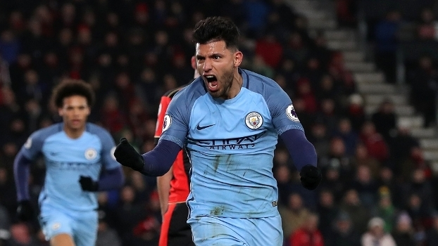 Premier League: Gols de Bournemouth 0 x 2 Manchester City