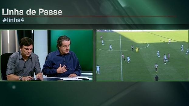 Juca aprova 1ª tempo do São Paulo em Campinas: 'Me surpreendeu agradavelmente'