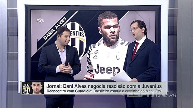 Confiança de Guardiola e solução para defesa; Para Marra, Daniel Alves cairá como uma luva ao Manchester City