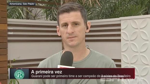 Fumagalli comenta dificuldades de jogar na Série C: 'Cheguei a fazer viagens de 14 horas de ônibus'